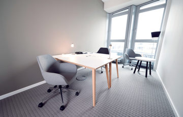 2-Personen-Büro im Business Center HafenCity