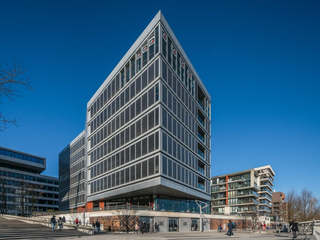 CS Business Center HafenCity außen